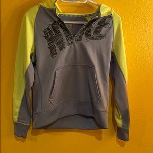 Nike kids large sweatshirt
